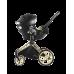 Wózek Priam głęboko-spacerowy z fotelikiem Wings By Jeremy Scott firmy Cybex