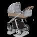 Wózek Espiro Next Manhattan głeboko spacerowy + fotelik MaxiCosi Cabriofix